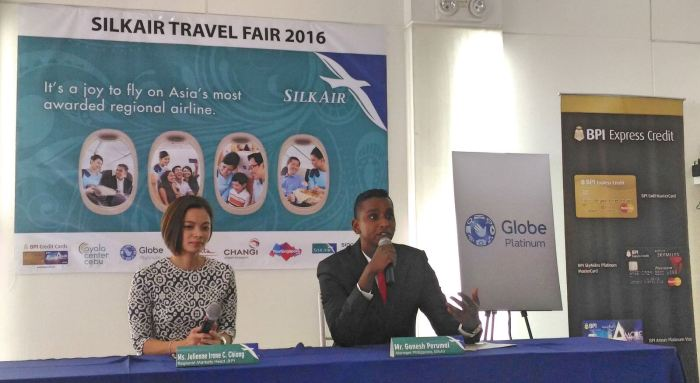 SilkAir Travel Fair