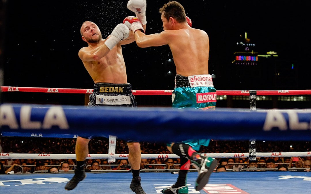 Donaire knocks Bedak out in 3 rounds to keep title