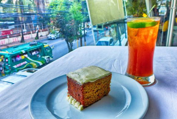 Morals and Malice Morally Tea and carrot cake