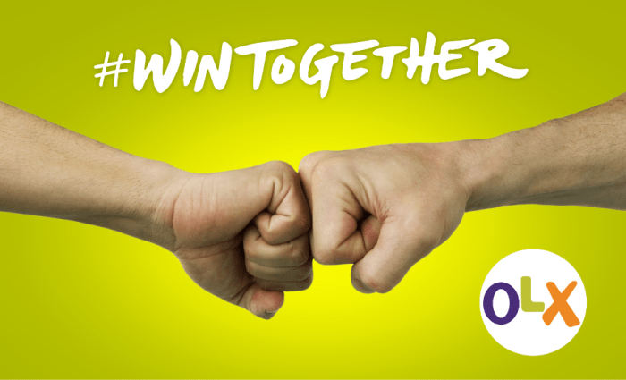 Win Together Fist Bump