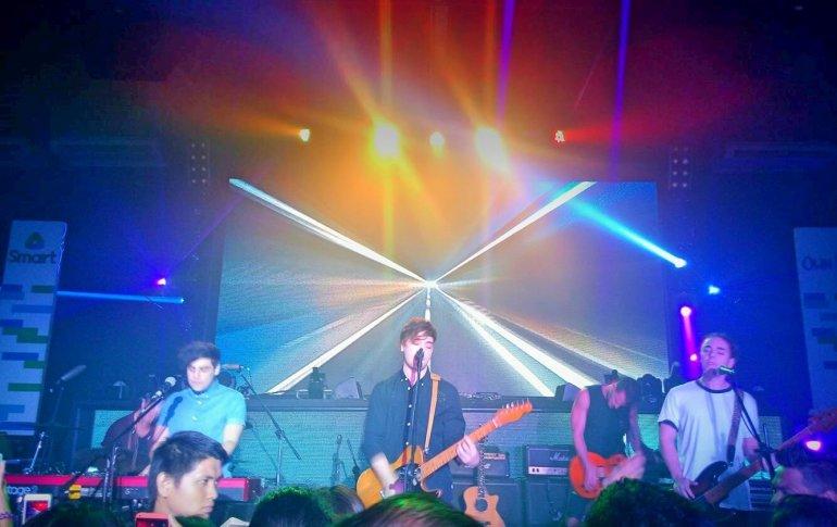 Australian pop rock band LYNK