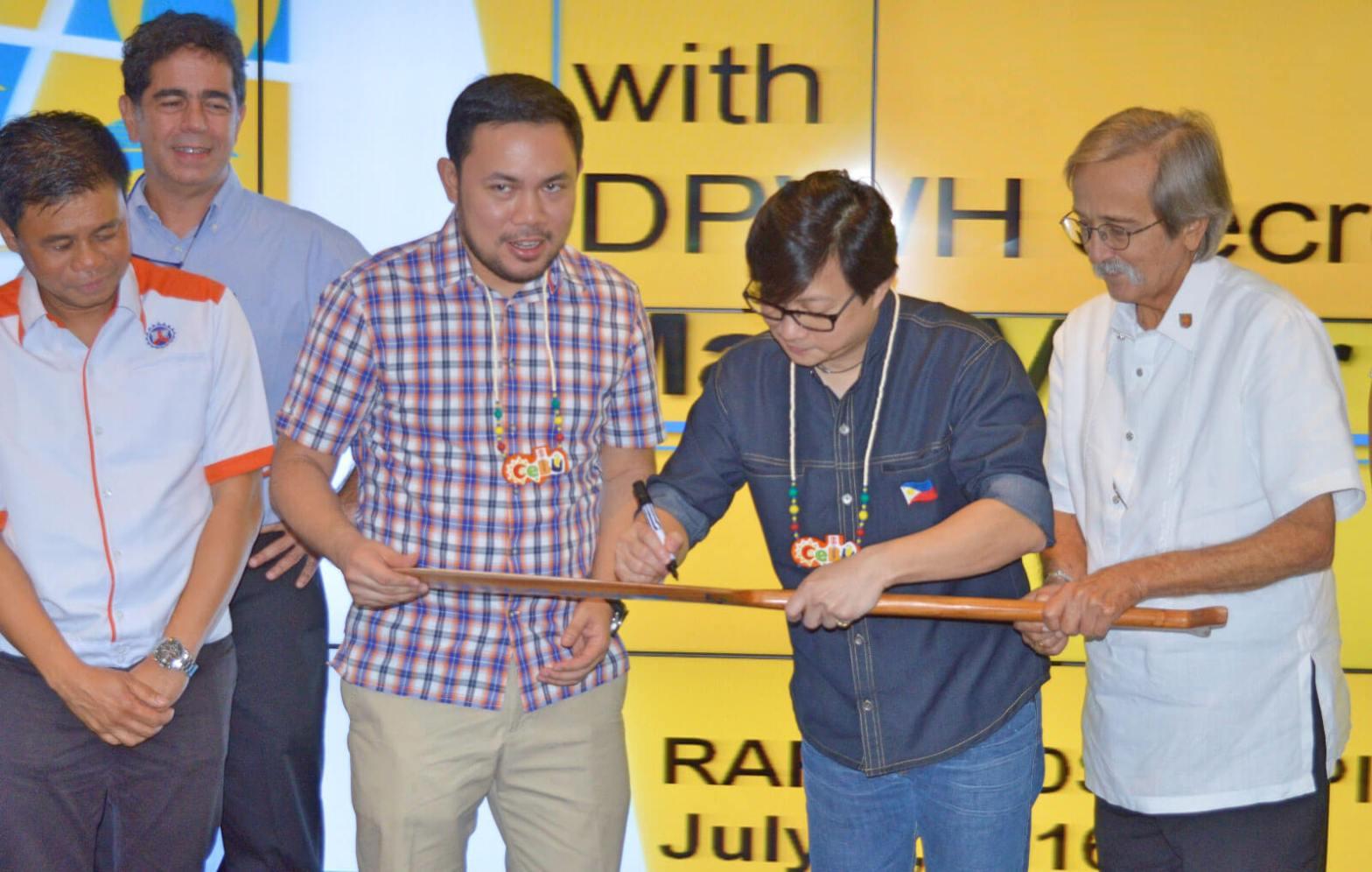 Mega Cebu Mark Villar