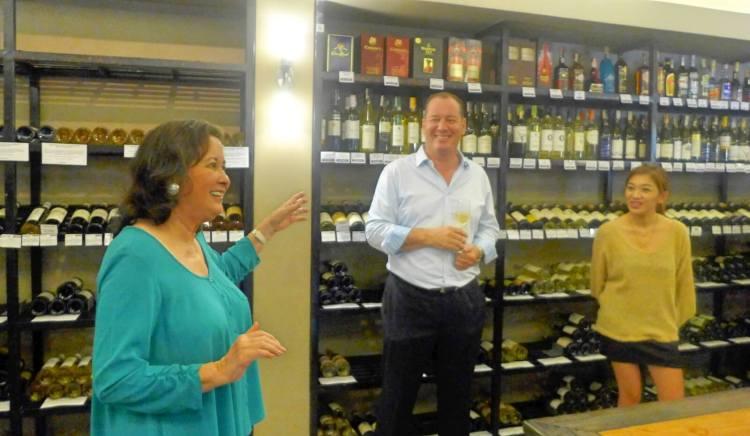 Bibendum Wine Cellars The Tinder Box