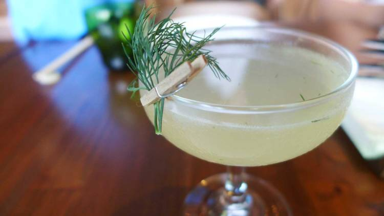 The Pig & Palm dill or no dill.