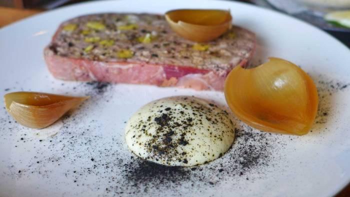 Pig and Palm Cebu pork terrine