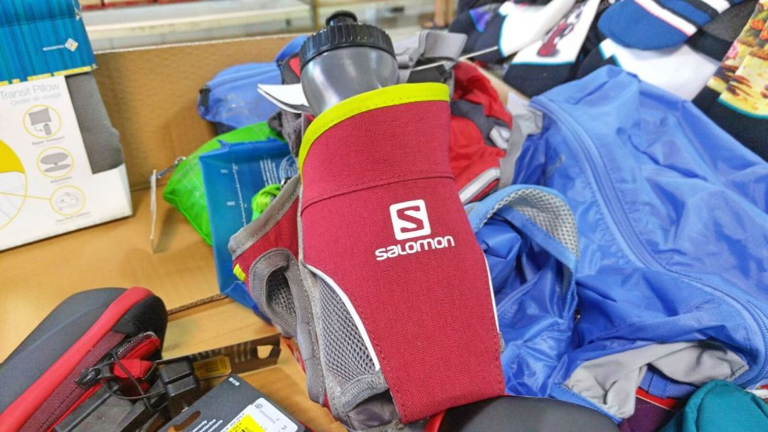 Runners would love this hydration belt on sale.