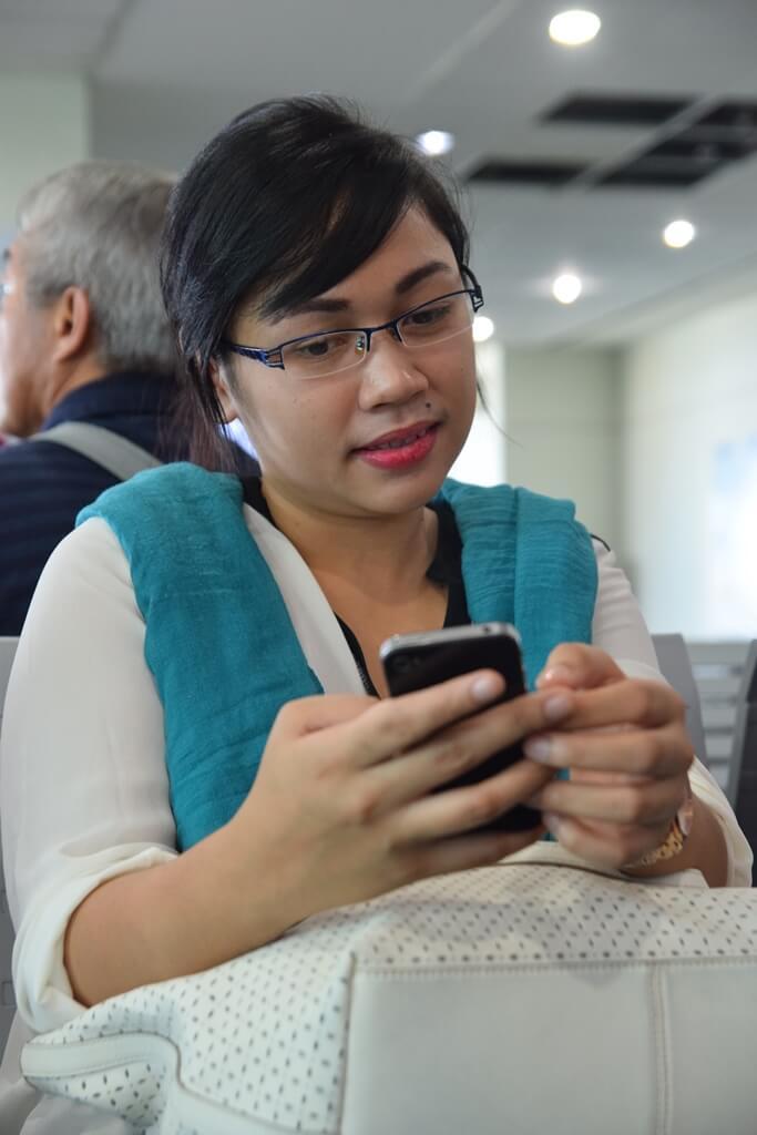 Smart Wifi airport