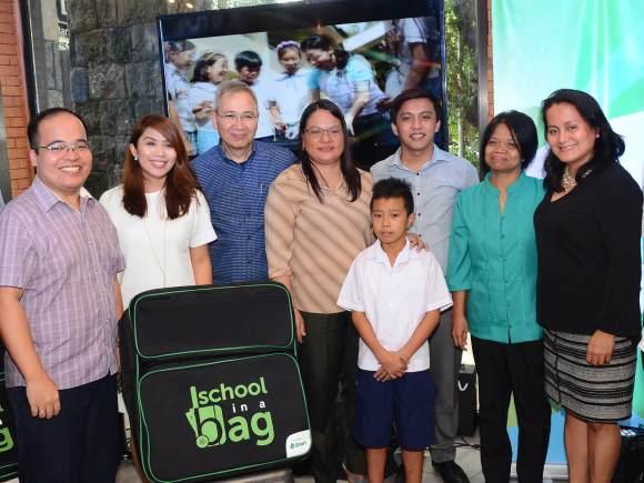 SMART School-in-a-bag