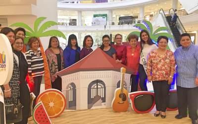 Sinulog 2017 Balik Cebu booth now open in Ayala