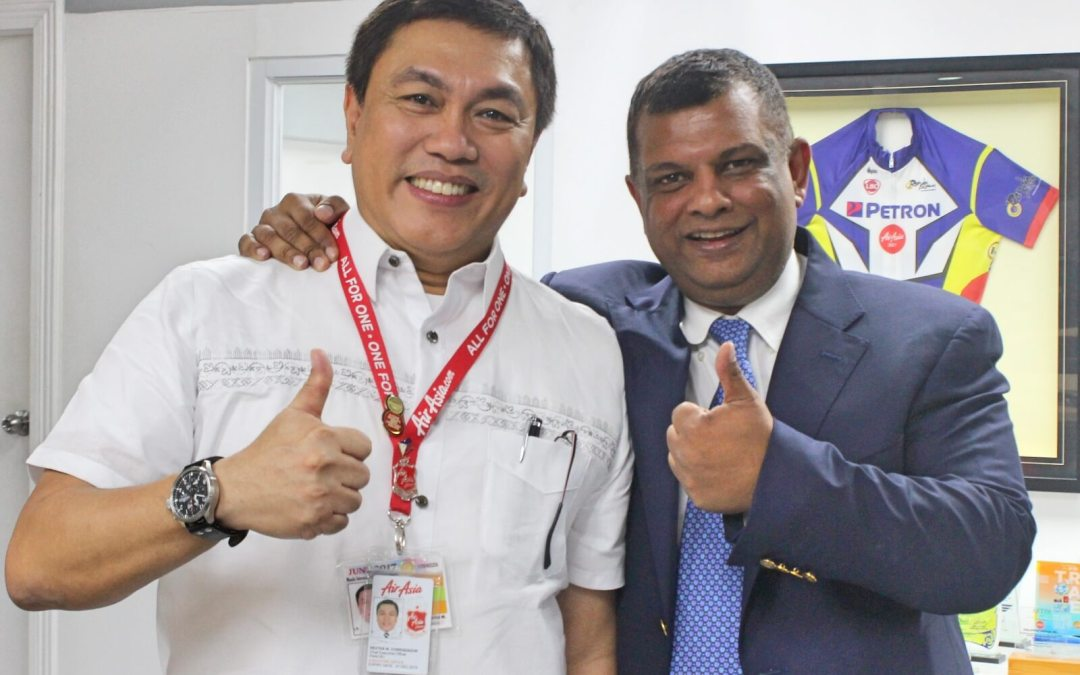 Captain Comendador officially appointed Philippines AirAsia's president and CEO