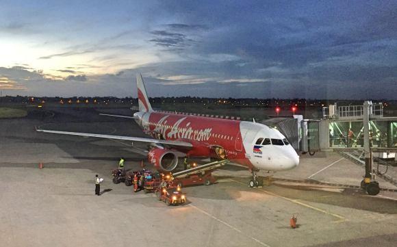 Philippine AirAsia Cebu-Taipei
