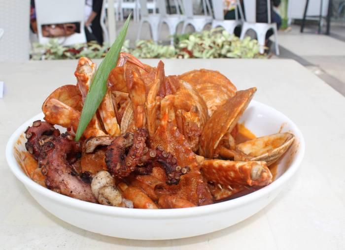 Golden Cowrie Filipino Kitchen Ayala Center Cebu