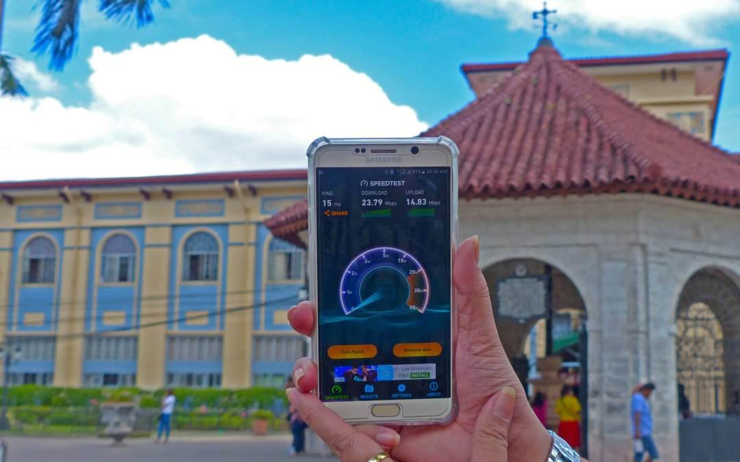 Smart mobile data speeds take lead in PH: JP Morgan