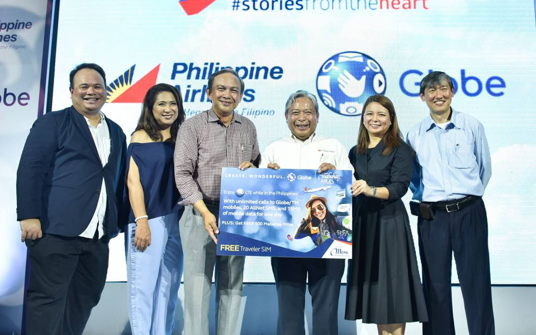 Globe, PAL partnership to benefit OFWs and Philippine tourism