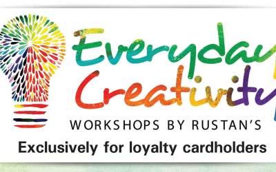 Rustan's Supermarket in Ayala to hold paper flower art workshop