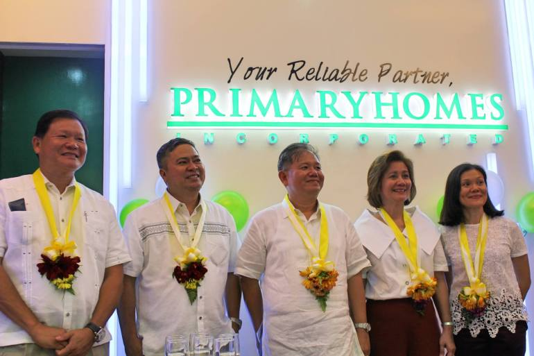 Primary Homes Bohol