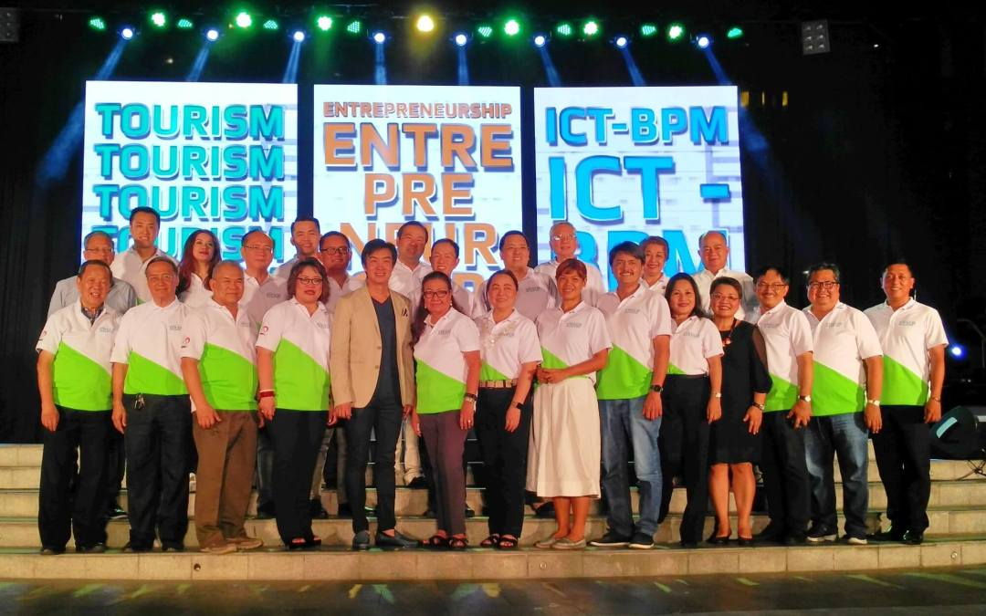 Cebu business group launches CBM 2017