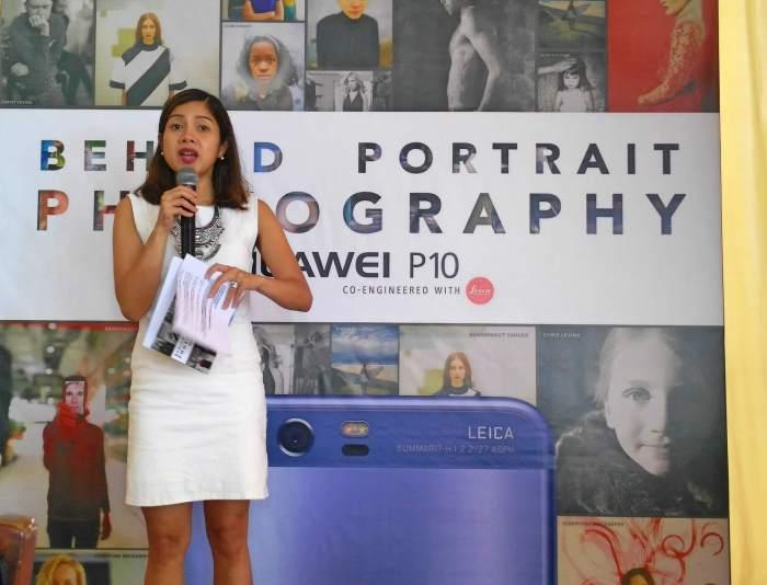 Huawei P10 Corinne Bacani