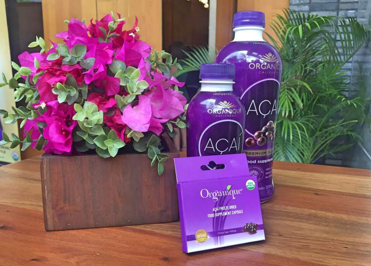 Organique Acai Berry