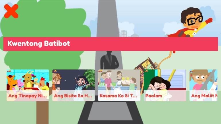 Batibot app