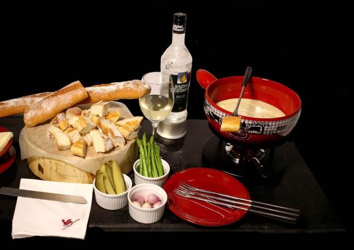 Swiss culinary journey