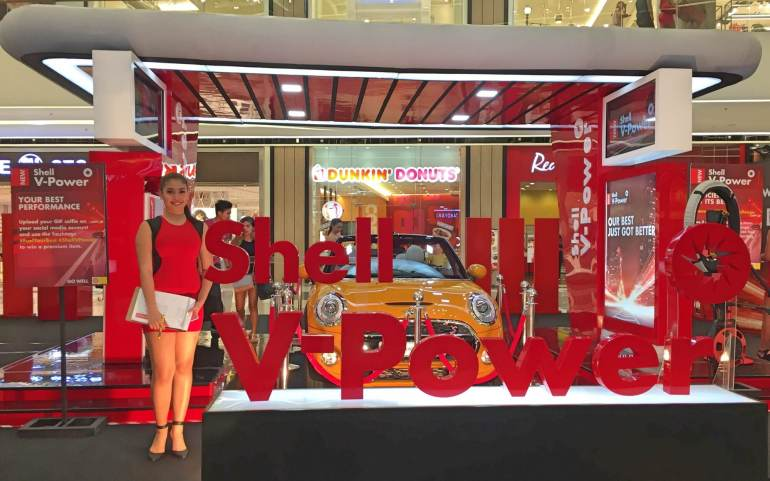 Shell V-Power Cebu