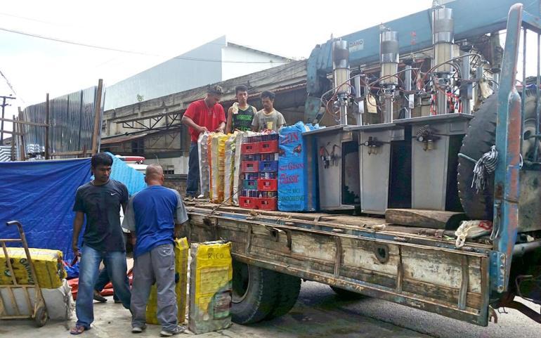 DOE raid Mandaue LPG refilling