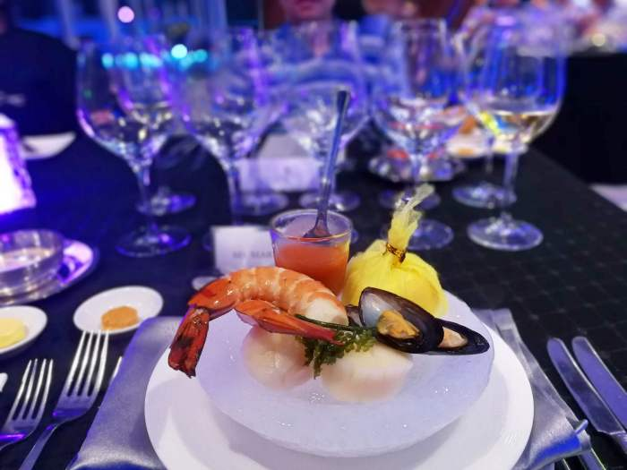 Moonlit Wine Dinner at the Blu Bar and Grill of Marco Polo Plaza Cebu