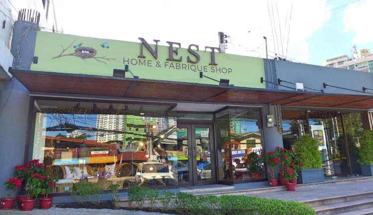 NEST Home and Fabrique Shop