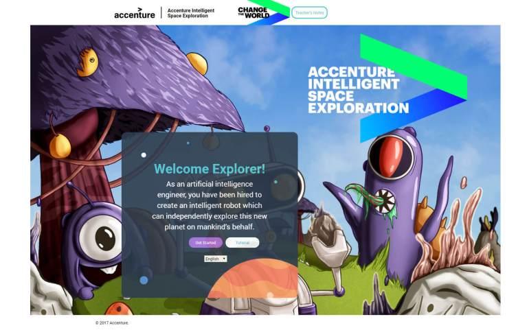 Hour of Code Accenture