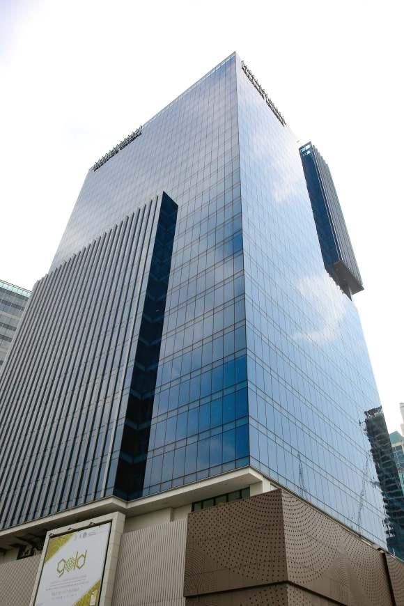 Megaworld AG Tower