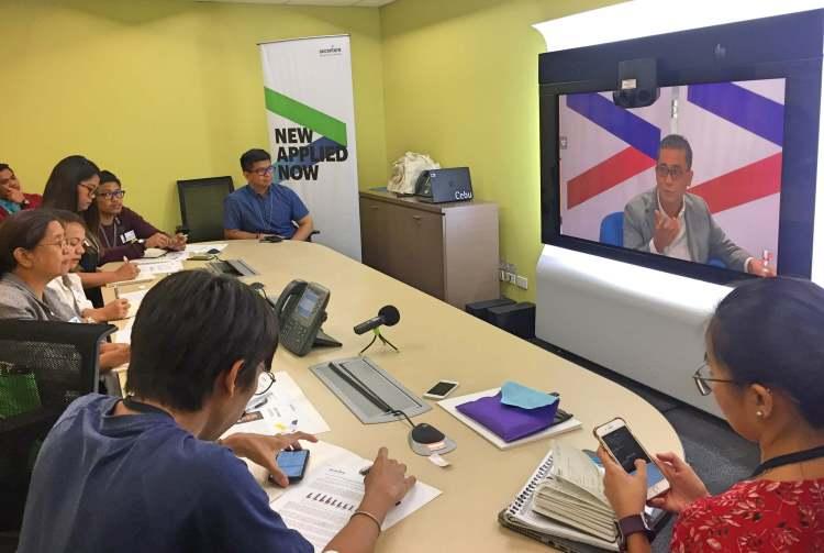 Lito Tayag Accenture