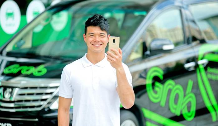 Grab, Samsung financial inclusion