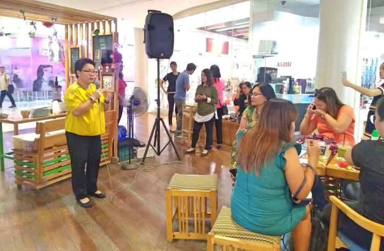 Ayala Center Cebu summer