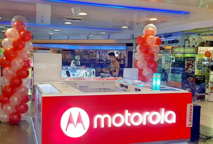 Motorola SM City Cebu