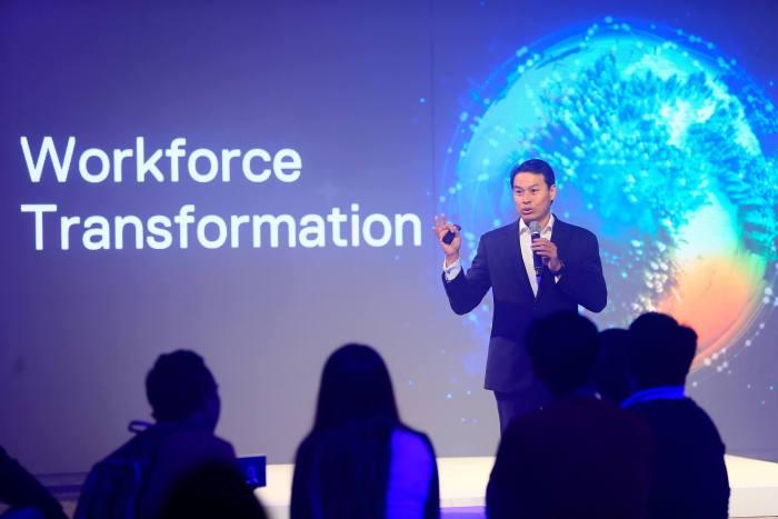 Ronnie Latinazo changing workforce