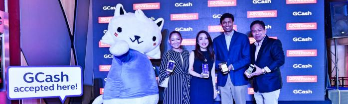 GCash Scan To Pay Robinsons Movieworld