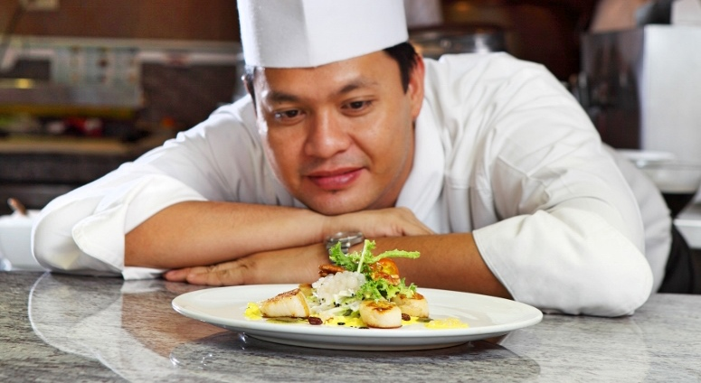 Chef Juanito takes charge as 1st Filipino executive chef of Marco Polo Plaza Cebu