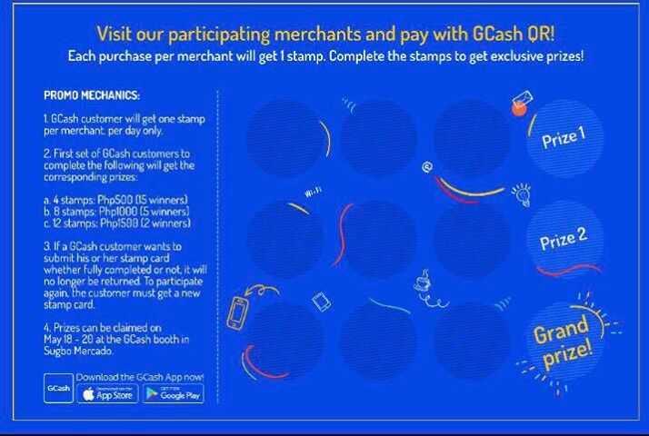 Gcash QR scan to pay Cebu
