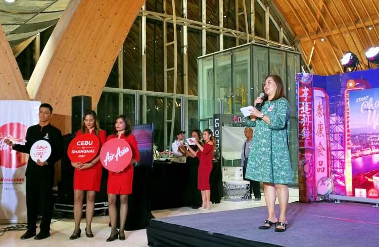 AirAsia China Kathleen Tan