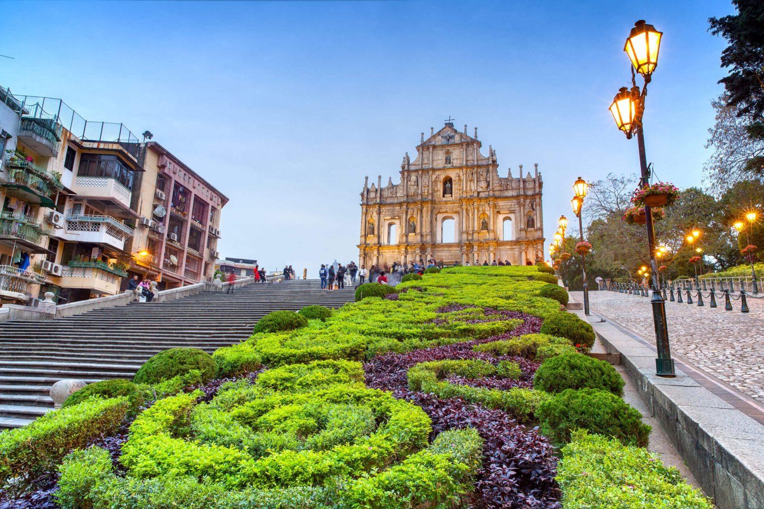 Cebu Pacific Macau