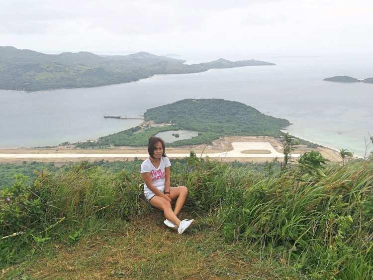 Mt. Opao Sicogon Island