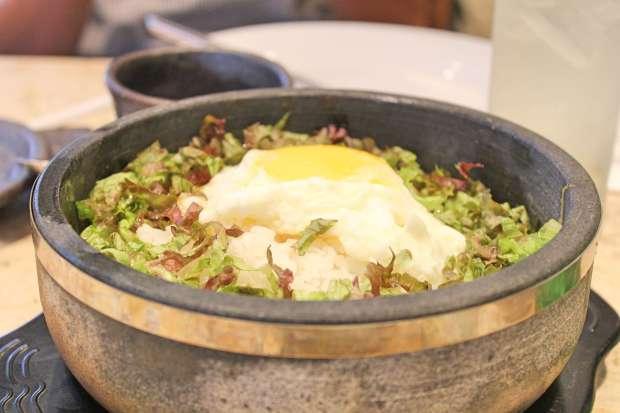 Kimstaurant Cebu Dolsot Bibimbap
