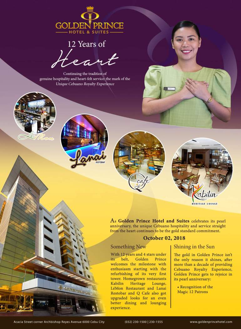 Golden Prince Hotel and Suites