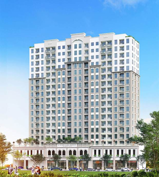 La Victoria Global Residences at The Mactan Newtown.
