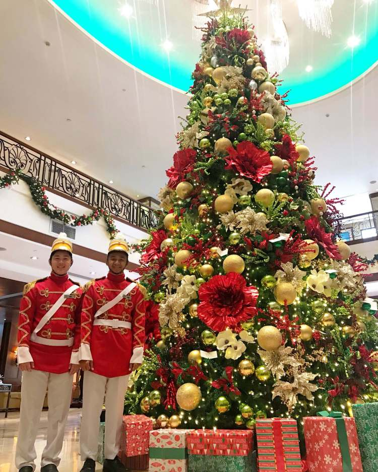 Marco Polo Plaza Cebu Tree of Hope