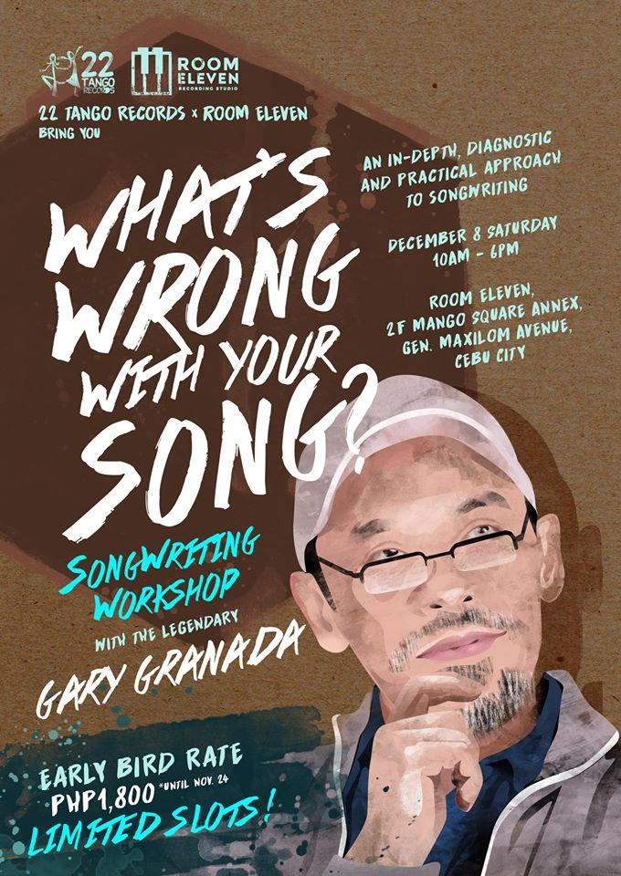 Gary Granada Cebu