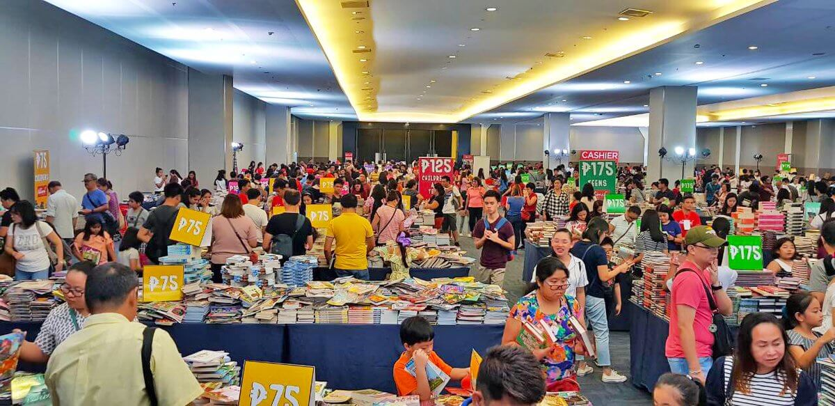 National Book Store's Book Binge Bazaar comes to Cebu