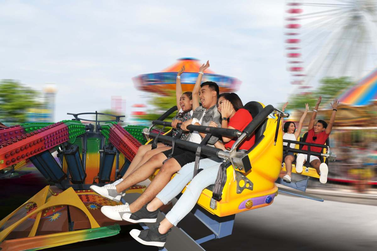 Anjo World theme park opens in Minglanilla today