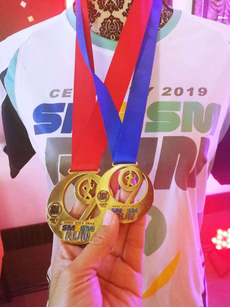 SM2SM Run Medals